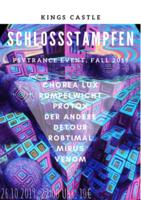 Party Flyer Schlossstampfen 26 Oct '19, 22:00