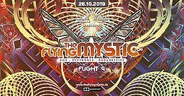 Party Flyer THE FLYING MYSTIC - Flight 9 - 26 Oct '19, 23:00
