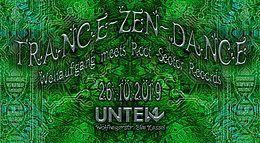 Party Flyer Trance-Zen-Dance * Weltaufgang meets Root Sector Records 26 Oct '19, 23:00