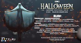Party Flyer Chill2Chill halloween indoor festival 2019 31 Oct '19, 20:00