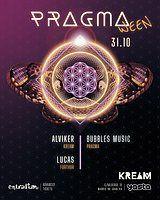 Party Flyer PRAGMAween 31 Oct '19, 23:30