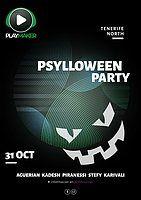 Party Flyer PSYLOWEEN 31 Oct '19, 22:00