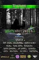 Party Flyer WAYKIHALLOWEEN 31 Oct '19, 16:00