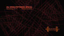 Party Flyer All Souls Psytrance Special 2 Nov '19, 22:00