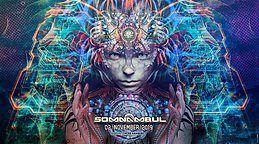 Party Flyer SOMNAMBUL 2019 2 Nov '19, 21:00