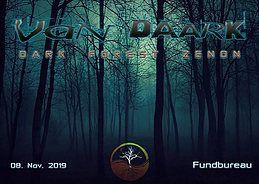 Party Flyer Van Daark 8 Nov '19, 23:00