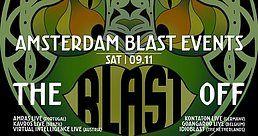 Amsterdam Blast Events: Blast Off 9 Nov '19, 22:00