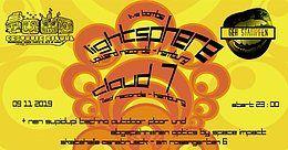 Party Flyer Ecstatic Ritual meets Geh Stampfen | Skatehalle Osnabrück 9 Nov '19, 23:00