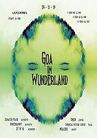 Party Flyer Goa im Wunderland 9 Nov '19, 16:00