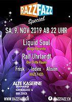 Party Flyer Razz Fazz - Blumentanz 9 Nov '19, 22:00
