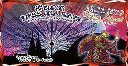 Kumm loss ma Rave 11.11 Cologne 11 Nov '19, 14:00
