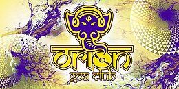 Party Flyer ORION GOA CLUB with ESCAPE Live 12 Nov '19, 23:00