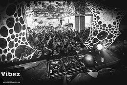 Party Flyer Lagoona Psychedelic Trance Night im ProjektX 16 Nov '19, 23:00