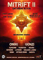 Party Flyer Mitrift 2 16 Nov '19, 20:00