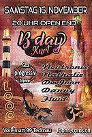 Party Flyer Proggi Goa Trance 16 Nov '19, 20:00