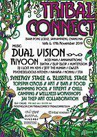 Party Flyer Tribal Connect Mini Festival 16 Nov '19, 14:00