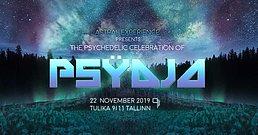 Party Flyer PSYDJA 22/11 22 Nov '19, 23:00