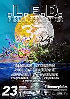Party Flyer LED - Final Chapter 23 Nov '19, 22:00