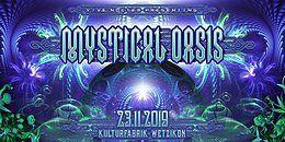 Party Flyer Mystical Oasis 23 Nov '19, 22:00