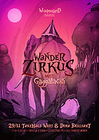 Party Flyer Wanderzirkus meets Gaggalacka 29 Nov '19, 23:00
