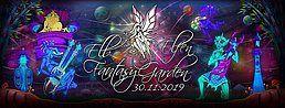 Party Flyer Elbelfen' s ॐॐॐ Fantasy Garden ॐॐॐ 30 Nov '19, 22:00