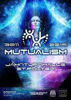 Party Flyer MUTUALISM XXL 30 Nov '19, 20:00