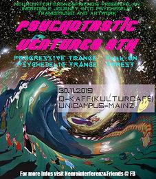 Party Flyer Psychotastic Ventures 5 30 Nov '19, 22:00