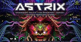 Party Flyer Psybox pres. Astrix 6 Dec '19, 22:00