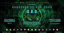 Party Flyer Dark Side of the Moon - Full Moon Psytrance 7 Dec '19, 21:00