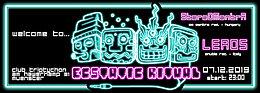 Party Flyer Ecstatic Ritual pres. LEADS live / StereoMantra live 7 Dec '19, 23:00