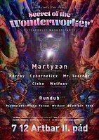 SECRET OF THE WONDERWORKER VIII. - PSYCHEDELIC MASKED PARTY 7 Dec '19, 21:00