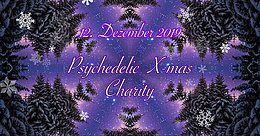 Party Flyer Psychedelic X-Mas Charity für Ärzte ohne Grenzen 12 Dec '19, 22:00