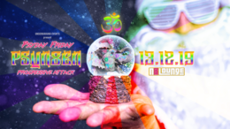 Party Flyer Psyday Fridays: Psyn8en 13.12 - Progressive Attack 13 Dec '19, 22:00