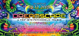 Dreamscape Xmas with Symphonix 14 Dec '19, 23:00