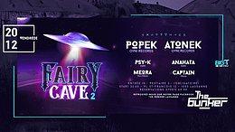 Party Flyer Fairy Cave II 20 Dec '19, 22:00