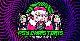 Party Flyer Psychedelic Gaff #20 Psy Christmas w/ Sionnach 20 Dec '19, 21:00