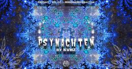 Party Flyer Psynachten by KVHZ 20 Dec '19, 22:00