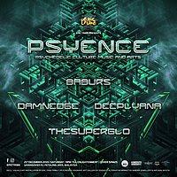 Party Flyer EPIC Tribe pres. PSYENCE 21 Dec '19, 21:00