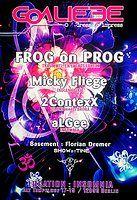 Party Flyer GOA LIEBE 21 Dec '19, 22:00