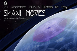 Party Flyer SHANI MOVES 21 Dec '19, 23:00
