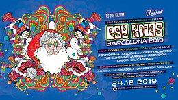 Party Flyer Psy X-MAS 24 Dec '19, 23:30