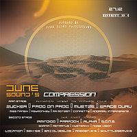 Party Flyer Dune's Sound Compression 27 Dec '19, 22:00
