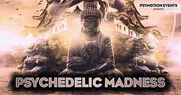 Party Flyer Psychedelic Madness- Vol.15/Chrizzlix LIVE 27 Dec '19, 23:00