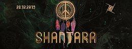 Party Flyer ૐ Shantara ૐ 28 Dec '19, 23:00