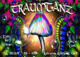 Party Flyer TRAUMTANZ 2019 SPEZIAL 28 Dec '19, 21:00