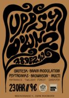 Party Flyer UpPSyDown 2 28 Dec '19, 23:00
