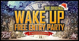 Party Flyer WAKE UP 28 Dec '19, 22:00