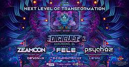 Party Flyer NEXT LEVEL OF TRANSFORMATION 31 Dec '19, 22:00