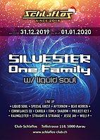 Party Flyer Silvester - One Family W/ Liquid Soul 31 Dec '19, 22:00