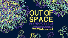 Party Flyer OUT of SPACE 2 Jan '20, 22:00